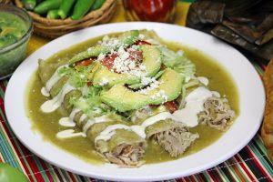 enchiladas-verdes
