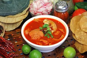 red-pozole-background